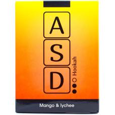 Смесь ASD 50 г Mango Lychee (кальянная без табака)