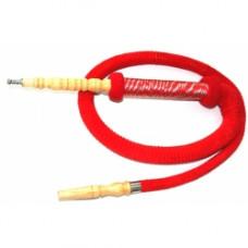 Шланг Бархатный красный L=125 см MEG-22