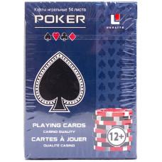 Карты игральные Luxlite Poker 54л