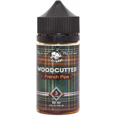 Жидкость Woodcutter 80 мл French Pipe 3 мг/мл
