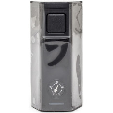 Мод Tesla Invader 2/3 360W Черный (без аккумулятора!батарейный мод Teslacigs)