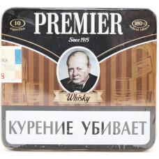 Сигариллы  Premier Whisky (Виски) портсигар 10 шт