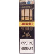 Сигариллы CHEROKEE Wood Tip Fino Cigarritos N2 (Фино сигарритос) с мундштуком 3 шт
