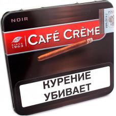 Сигариллы Cafe Creme  Noir (без мундштука) 10*10*30