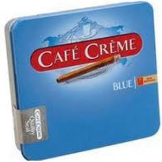 Сигариллы Cafe Creme  Blue (без мундштука) 10*10*30
