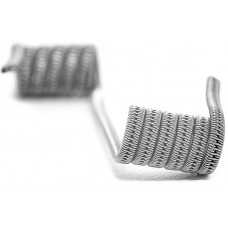 Спирали V-Coil 2 шт Staggered Fused Coil 0.18 Ом (2*0.4)*0.15