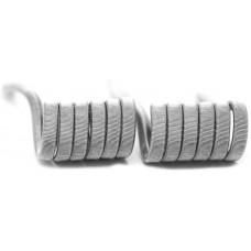 Спирали V-Coil 2 шт Triple Fused Coil 0.15 Ом (3*0.4)*0.1