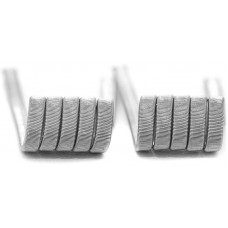 Спирали V-Coil 2 шт Triple Fused Coil SS316L 0.07 Ом (3*0.4)*0.1