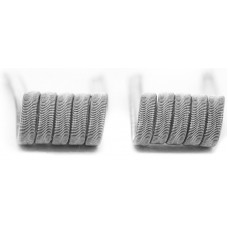 Спирали V-Coil 2 шт Alien Coil SS316L 0.07 Ом (3*0.4)*0.1