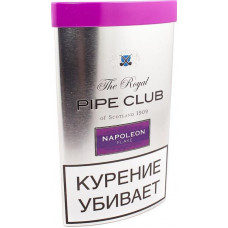 Табак трубочный Royal Pipe Club Napoleon 40 гр (банка)