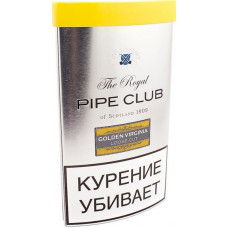 Табак трубочный Royal Pipe Club Golden Virginia 40 гр (банка)