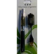 Набор Блистер 900 mAh Черный Клиромайзер CE4 eGo-T