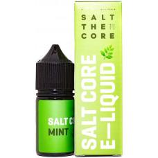 Жидкость Salt Core 30 мл Mint 20 мг/мл