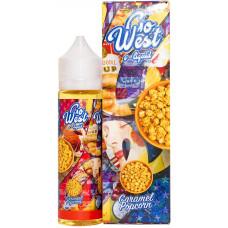 Жидкость Go West 60 мл Caramel Popcorn 3 мг/мл