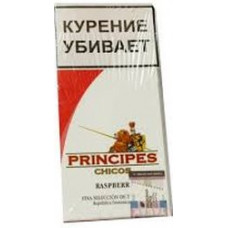Сигариллы Principes Chicos Малина 5 шт