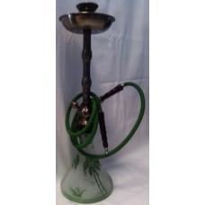 Кальян Пальмы зеленая колба D2601-DM31L-482L/COCO (Shisha)