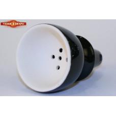 Чашка внутренняя глубокая черная MYA 740100 (для табака)