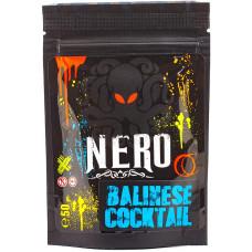 Смесь NERO 50 г Балийский Коктель (balinese cocktail) (кальянная без табака)
