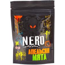 Смесь NERO 50 г Апельсин Мята (mint orange) (кальянная без табака)