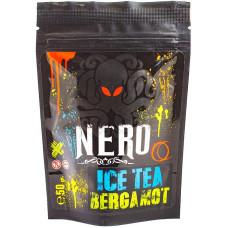 Смесь NERO 50 г Холодный Чай с Бергамотом (Ice Tea Bergamot) (кальянная без табака)