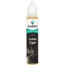 Жидкость ELMerck 30 мл Cuban Cigar 6 мг/мл