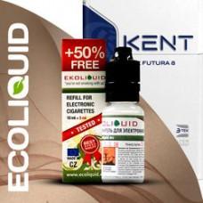 Жидкость EcoLiquid 15 мл Табачная Ken 0 мг/мл  (Кент)