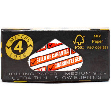 Бумага сигаретная SMK Rolls рулон 4м