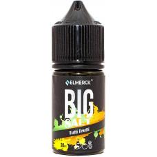 Жидкость Big Salt 30 мл Tutti Frutti 25 мг/мл