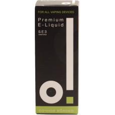 Жидкость О! 30 мл Сочное яблоко 0 мг/мл