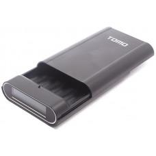 Зарядное устройство 18650 Tomo V8-4 4.5-5.2V (4х) Черный