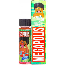 Жидкость Megapolis 60 мл Watermelon Gum 0 мг/мл