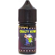 Жидкость OLD STORY SALT 30 мл 12 мг/мл CRAZY KIWI Киви-Смородина