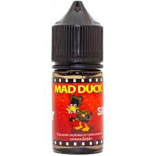 Жидкость OLD STORY SALT 30 мл 12 мг/мл MAD DUCK Взрывная клубника
