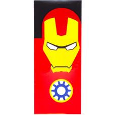 Термоусадка Железный человек Ironman аккумулятор 18650