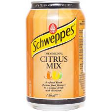 Напиток Schweppes Citrus Mix 330 мл