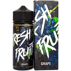 Жидкость Fresh Fruits 120 мл Grape 0 мг/мл
