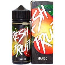 Жидкость Fresh Fruits 120 мл Mango 0 мг/мл