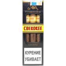 Сигариллы CHEROKEE Fino Cigarritos N2 (Фино сигарритос)  3 шт