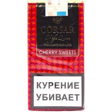 Сигариллы CORSAR Пачка 20шт 100мм Cherry Sweets Сладкая Вишня CORSAR Of The Queen Королевский Корсар