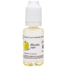 Жидкость ilfumo premium Яблоко 06 мг/мл 20мл
