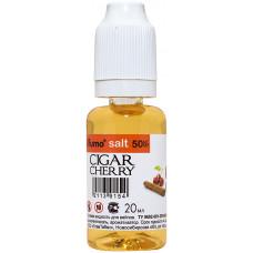 Жидкость ilfumo salt Cigar Cherry 50 мг/мл 20 мл