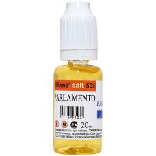 Жидкость ilfumo salt Parlamento 50 мг/мл 20 мл