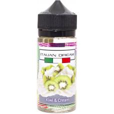 Жидкость Italian Dream 100 мл Kiwi Cream 3 мг/мл