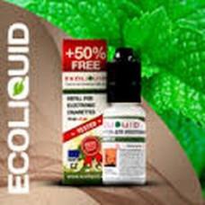 Жидкость EcoLiquid 15 мл Ментол 6 мг/мл