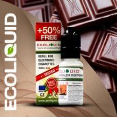 Жидкость EcoLiquid 15 мл Шоколад 0 мг/мл