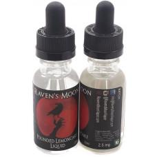 Жидкость Ravens Moon 20 мл Lemoncake 02.5 мг/мл