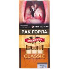 Сигариллы Handelsgold Classic Wood Tip-Cigarillos 5*10*20