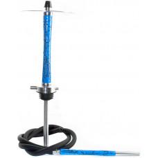 Кальян NUBE VOLT h=52,5 см Голубой Blue без колбы и чаши