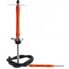 Кальян NUBE VOLT h=52,5 см Оранжевый Orange без колбы и чаши