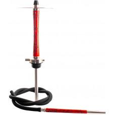 Кальян NUBE VOLT h=52,5 см Красный Red без колбы и чаши